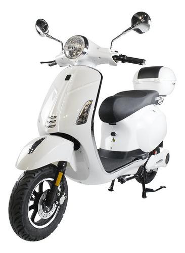 Moto Eléctrica Mobie M200l Batería Ion-litio Desmontable