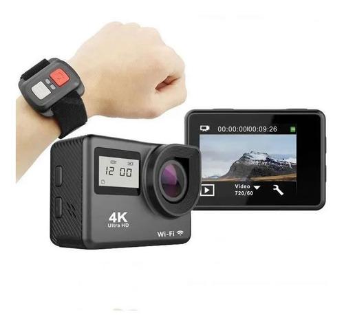 Mini Câmera Filmadora Profissional Full Hd Prova D Água Moto