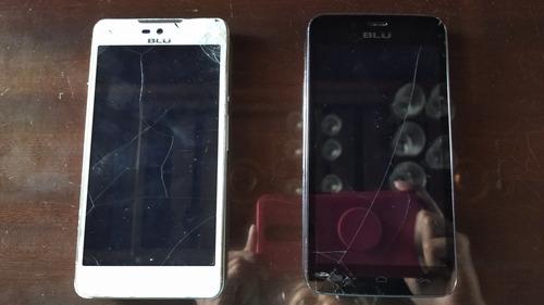 Combo Teléfonos Blu N010l, Blu D890u Reparar O Repuesto