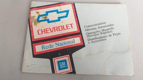 Manual Concessionaria Oficina Corsa Astra Vectra Kadet Monza