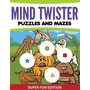 Mind Twister Puzzles And Mazes