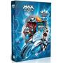 Box De Livros Max Steel Com 6 Minilivros Infantil Capa Dura