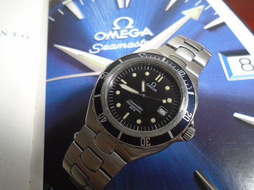 Omega Diver Antigo Pre Bond Grande Big Ref 3461091 Cal 1438