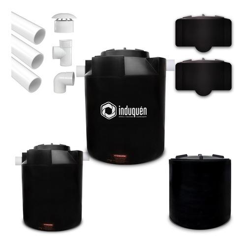 Biokit Induquen Plus 2400 Lts 12 Pers. - Biodigestor: