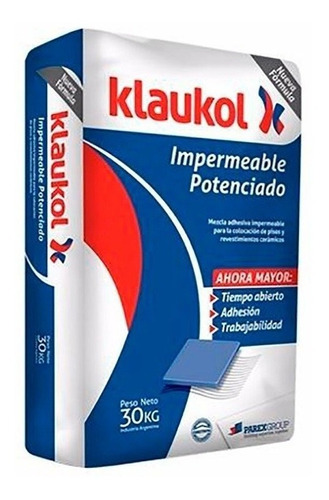 Adhesivo Klaukol Imp. X30kg