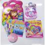 Maleta Pop Star C/8 Livros cd Kit Maquiagem Kit Pulseira
