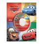 Livro Disney Ler E Assistir Carros Com Dvd
