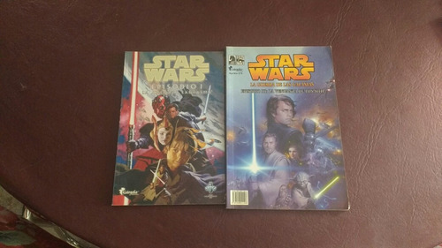 Comic Star Wars Episodio 3 Y De Regalo El Episodio I
