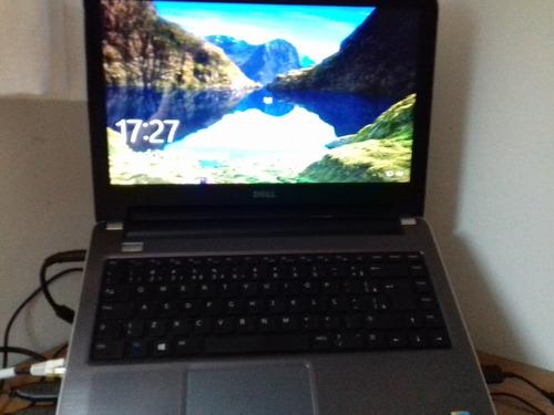 Dell Inspirion 14r 5437 - I7 8gb 1tb Placa Nvidia Gt 750m 2g