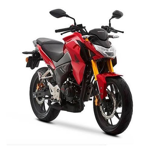 Moto Honda Cb 190 R 0km 2020 Roja