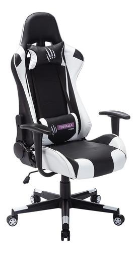 Cadeira Giratória Trevalla Predator Gamer Tl-cdg-08-2pr