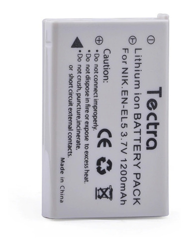 Bateria Enel5 En-el5 P/ Nikon Coolpix P530 P520 P510 P500
