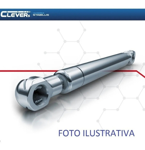 Resorte A Gas Clevers  Cupula Cod. 65095 - 160n  X 2 Unid