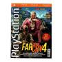 Revista Playstation Far Cry Detonado 4 Ps3 Ps4 Nº199 C/pster