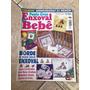Revista Ponto Cruz Enxoval De Bebê 7 Almofada Babador X656