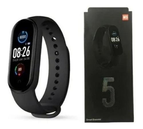 Smartwatch Relógio Inteligente M5 Smartband M5 Pulseira + Nf