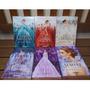Coleção Série A Seleção ( 6 Livros) Kiera Cass ( Capa Dura )