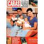 Revista Caras Willian Bonner E Fátima Bernardes Ano 1998