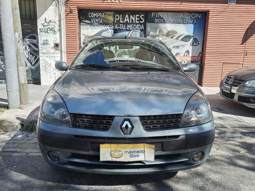 Renault Clio Diesel Full  Tomo Auto O Moto Financio C/dni