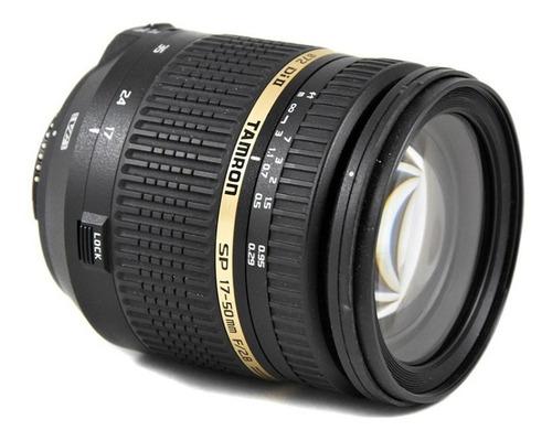 Lente Tamron Sp 17-50mm F/2.8 Xr Di Ii Vc  Nova - Para Canon
