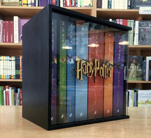 Pack Harry Potter De Bolsillo Saga Completa