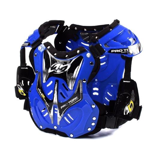 Colete De Proteção Pro Tork 788 Motocross Enduro Trilha