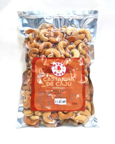Castanha Caju W1 Inteira Graúda Tipo Exportação Promoção 1kg