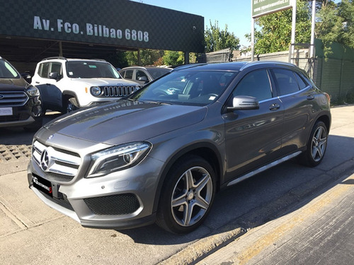 Mercedes-benz 250 2.0 Gla 250 4matic Dct