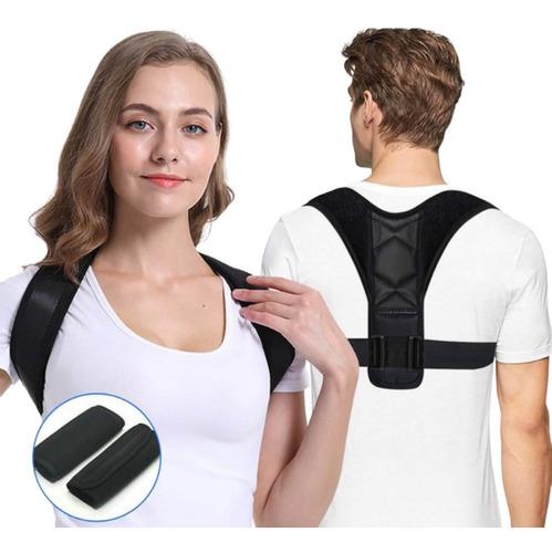 Corretor Postural Alivia A Dor Coluna Ombros Homens Mulheres