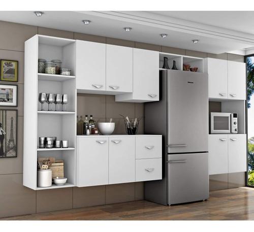 Cozinha Completa 5 Peças 5 Portas Anabela Com Fd