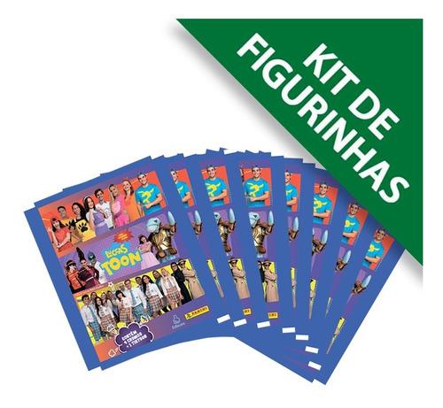 Kit 40 Envelopes De Figurinhas Luccas Netto 2 Toon
