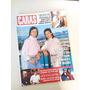 Revista Caras 142 Sandy Xuxa Van Damme Zezé Polessa Lady Di