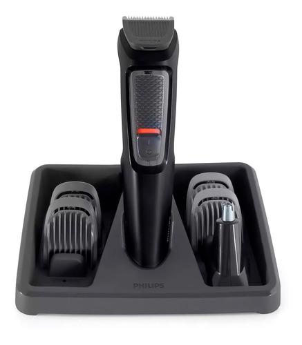Aparador Barbeador Multifuncional Philips Mg3711/15 Bivolt