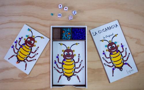 Juego De Mesa  La Cucaracha  La Original