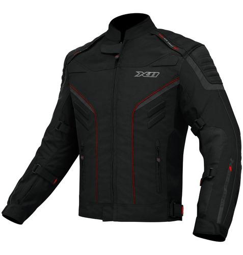 Jaqueta X11 Iron 2 Motoqueiro Moto Motoboy Impermeável