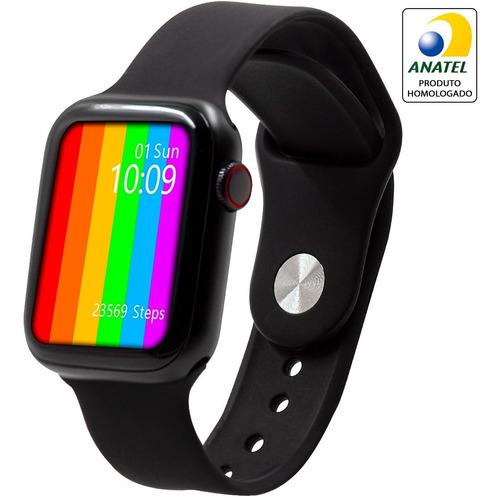 Smartwatch Iwo 12 Lite W26 44mm Tela Infinita Atende Chamada