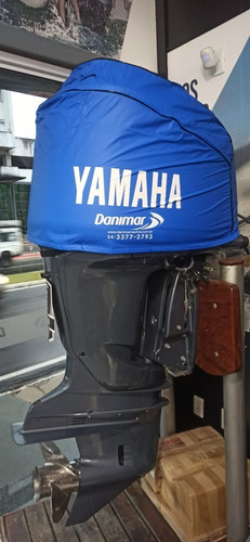 Capa Para Motores De Popa Yamaha F200 4t