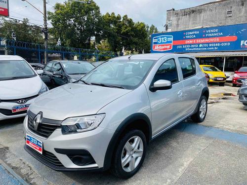 Renault Sandero 1.6 16v Sce Flex Zen X-tronic