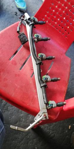 Inyectores Flauta Chevrolet Colorado X Unidad