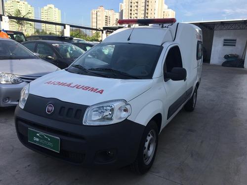 Ambulancia - Fiat Fiorino 1.4 Hard Working Flex 4p
