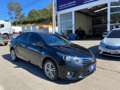 Toyota Corolla Xei 2.0 Aut Fs Caminhoes