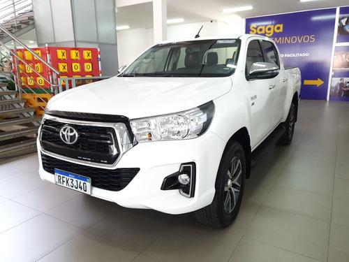 Toyota Hilux Cabine Dupla 2.7 Srv Cd 4x2 (flex) (aut)
