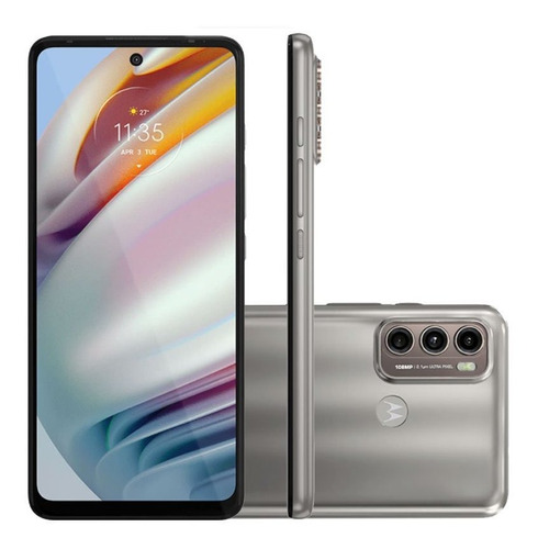 Celular Motorola Moto G60 Xt2135-1 Dual Chip 6gb Ram Memoria