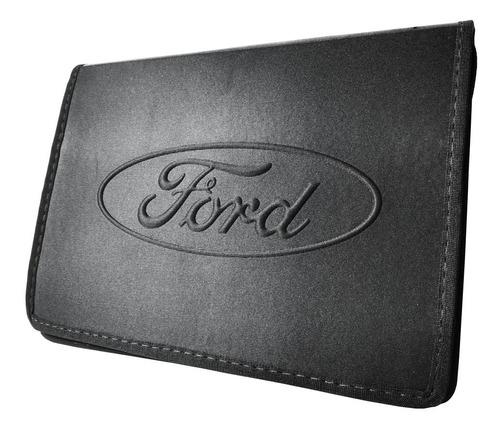 Porta Manual Do Proprietário E Documentos Ford Ranger F250