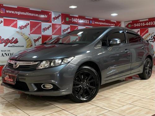 Honda Civic New  Lxs 1.8 16v I-vtec (aut) (flex)
