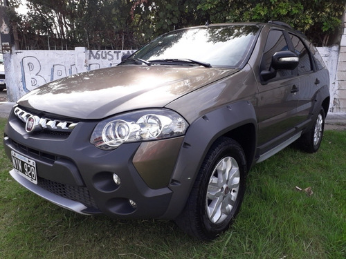 Fiat Palio 1.6 Adventure Locker Gnc Nueva