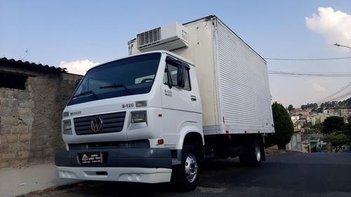Caminhão 3/4 Volkswagen  8120 Baú Refrigerado