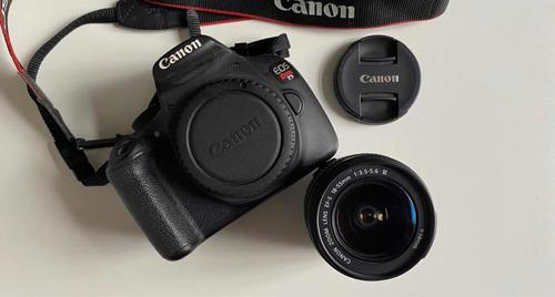 Canon T5 Com Lente 18 55mm