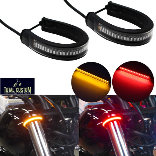 Giros Guiños Led Barral Moto Cafe Racer Enduro Pista Full