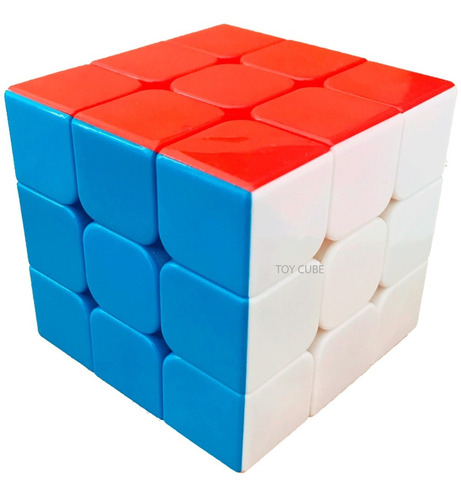 Cubo Mágico 3x3x3 Profissional Speed Gold Edition